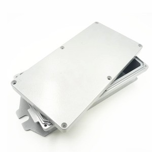 Quoted price for Dongguan Cnc Complex Machined Aluminum Spare Parts For Battery Shell