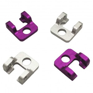 Lowest Price for Cnc High Speed Milling - Aluminum Cnc Parts – Anebon