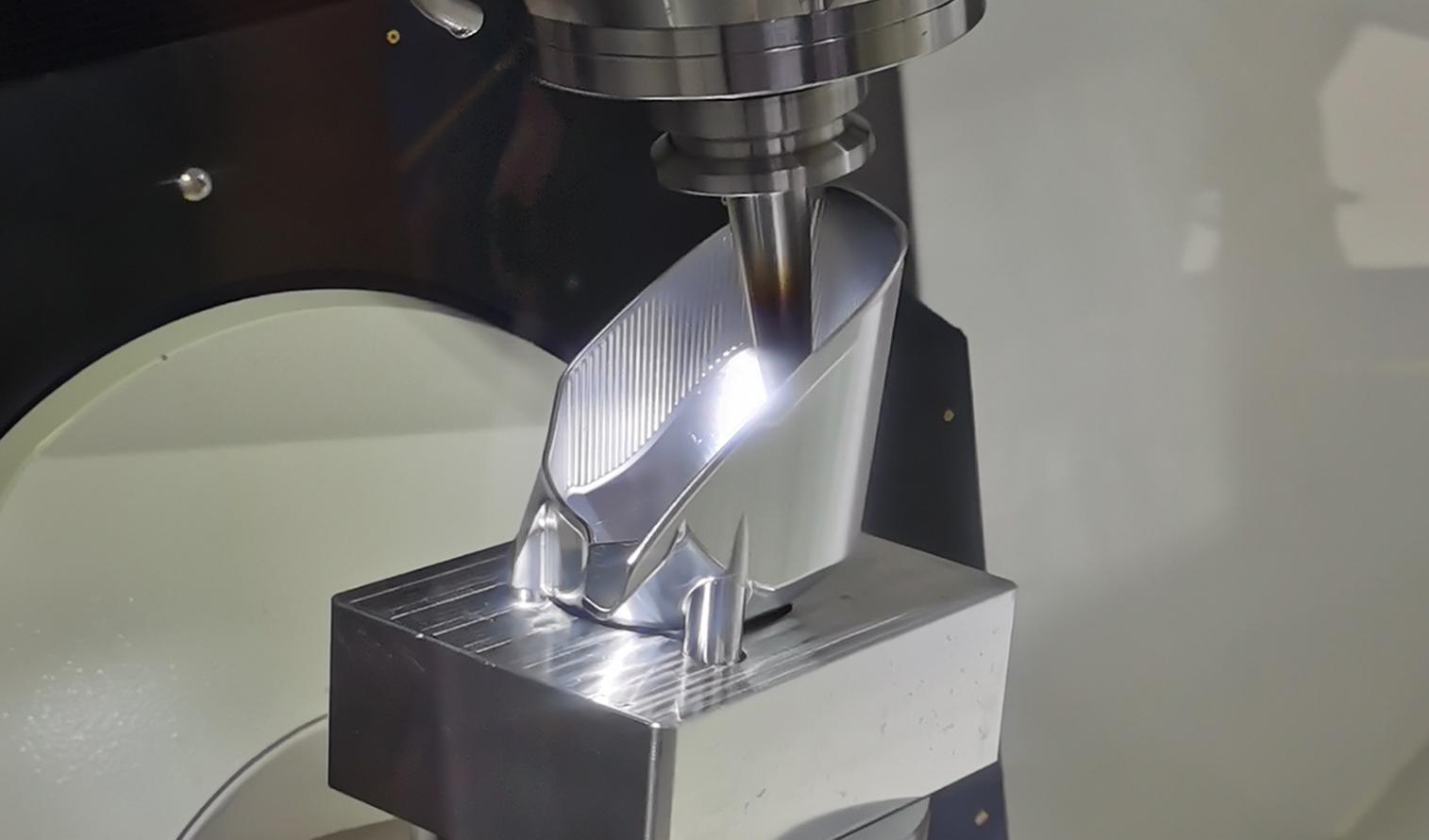 5 Aixs CNC Machining Service (2)