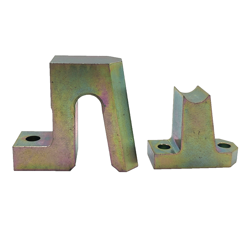 CNC Milled Steel Parts