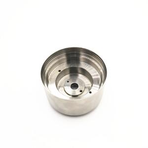 China Manufacturer for Rapid Prototype Aluminium Cnc Milling Machining Service  Precision Metal machining