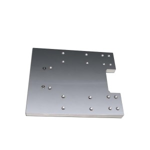 Factory made hot-sale Standard Anodized Aluminum Milling Gas Mixer Container Sealed Housing Parts For Medical Device