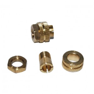 Hot-selling Precision Turning Components - Brass Turning Parts – Anebon