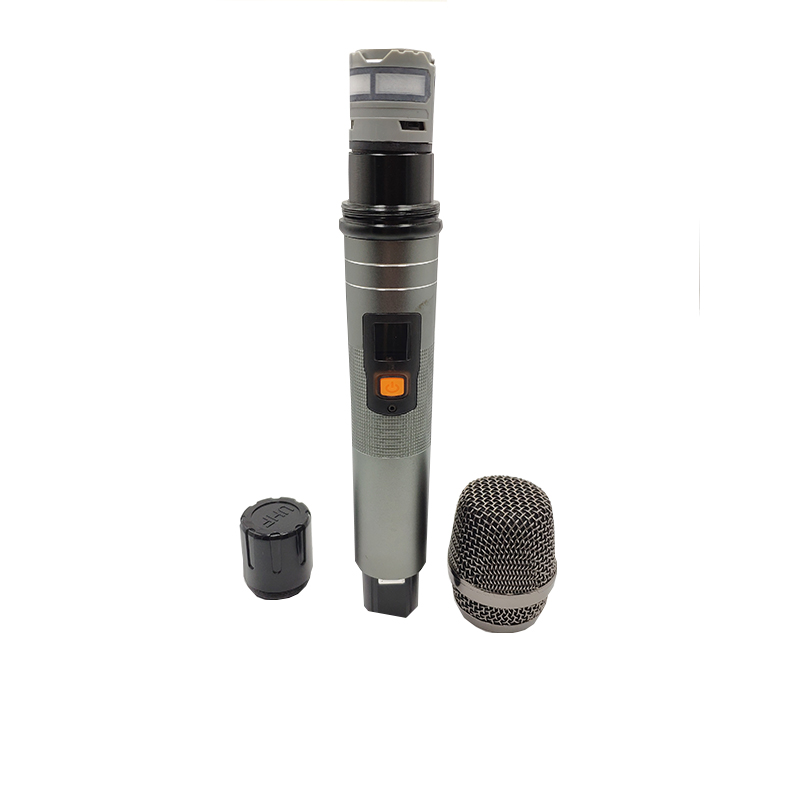 CNC Machined Microphone