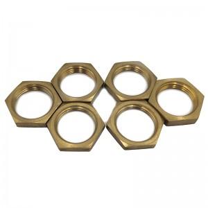OEM/ODM Manufacturer Turned Components - CNC Brass Parts Manufacturer Mini CNC Lathe Parts – Anebon