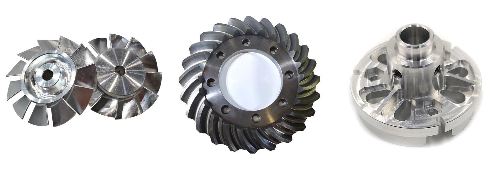 CNC Machining Components-2