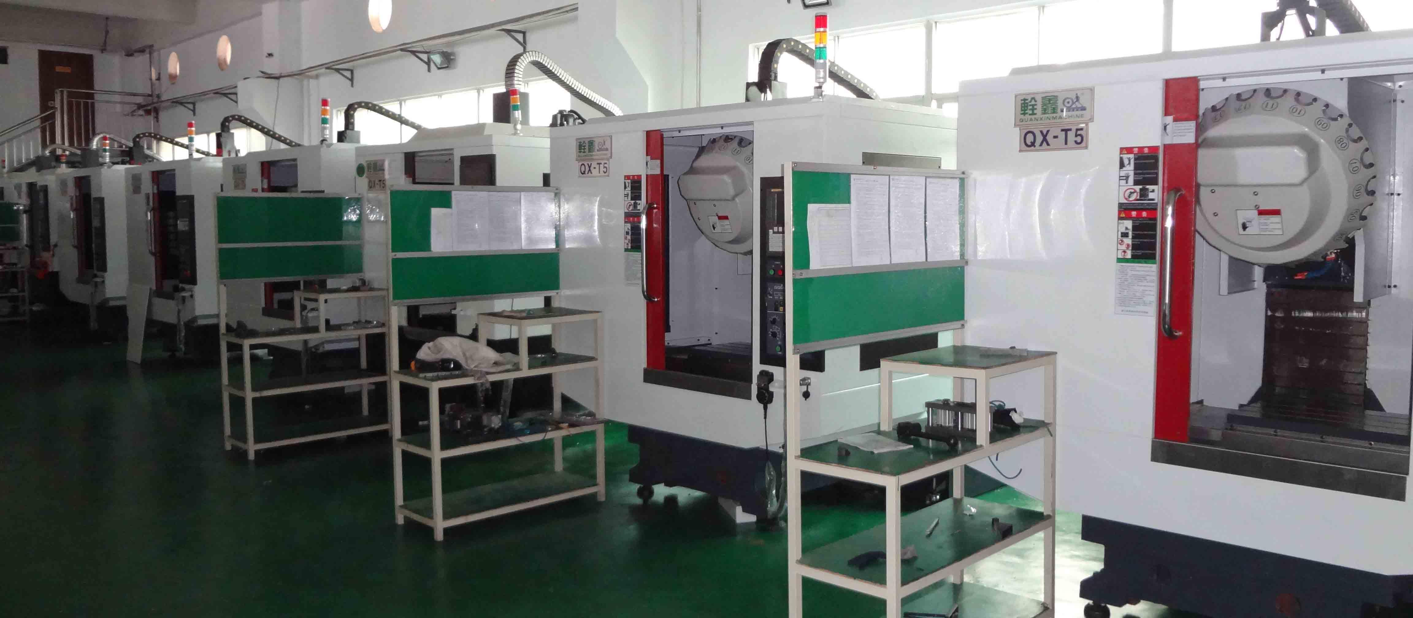 CNC Milled Machines