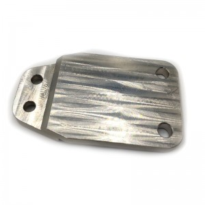 CNC Milled Stainless Steel Components
