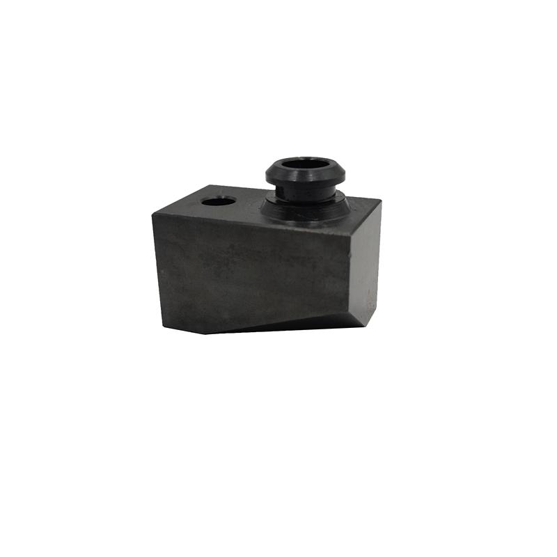 Bottom price Aluminum Components - CNC Machining Precision Aluminum Connector – Anebon