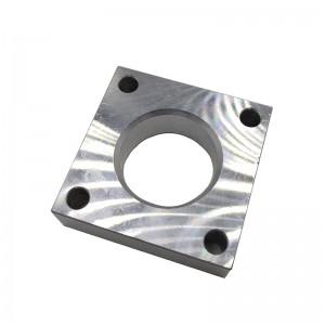 OEM China Cnc Work - CNC Milling Precision Shaft Fixed Parts – Anebon