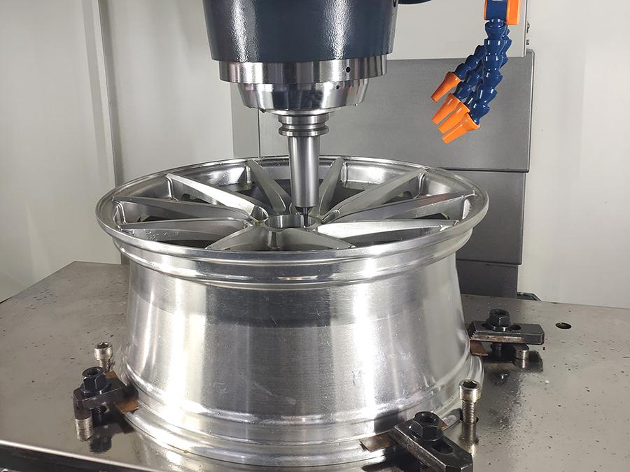 CNC Milling Service 200912-1