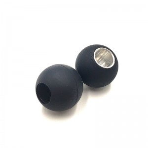 CNC Rubber Ball