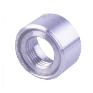 Short Lead Time for Precision Aluminum Parts – CNC Lathe Part – Anebon