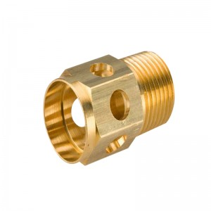 New Fashion Design for Aluminum Machined -