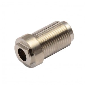 High Quality for Cnc Turned Components - CNC Parts – Anebon