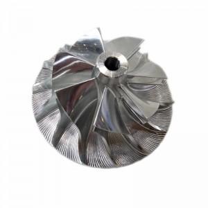 Custom 5 Axis CNC Machining Aluminum