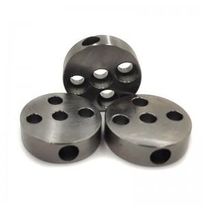 Titanium Precision CNC Machined Ti-6Al-4V