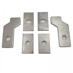 Best Price on Sheet Metal Parts - OEM Customized Metal Stamping Part – Anebon