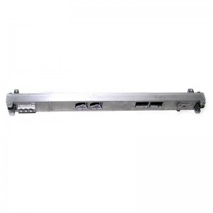 OEM Precision Aluminum Die Casting Mechanical Parts