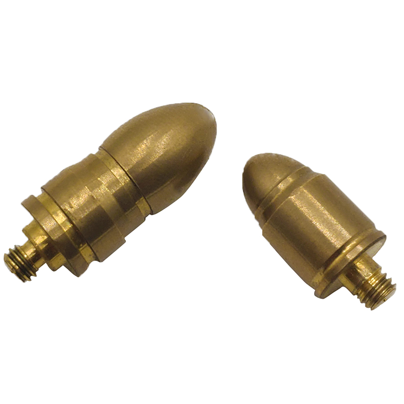 Precision Small Brass Turned Components